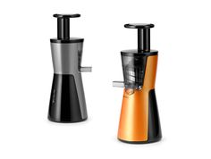 JUICEPRESSO_3 @ kimseungwoo.com ____________________________ low speed juicer vegetable fruit squeeze iconic hourglass cross simple minimal design screw hurom juice