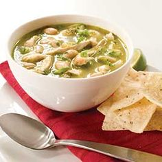 White Chicken Chili Recipe - America's Test Kitchen