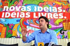 """""""Nosso projeto não é socialista, nem capitalista, é humanista"""", diz Ratinho Junior / Ratinho Junior 20"""