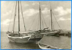 Cadinen, Haff, Fischerboote
