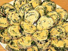 CristinaK's blog: Rulada-aperitiv din albusuri