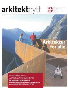 Arkitektnytt #5, 2010