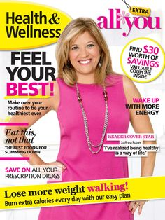 Our special Health and Wellness issue, 2013 $5.99