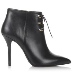 Δερμάτινα Ankle Παπούτσια Mourtzi 100449