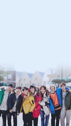 iKON Wallpaper Cr iKONGrahic  iKon Wallpaper di 2019