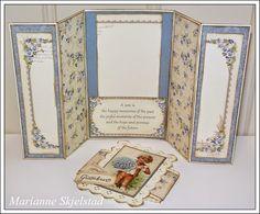 Mariannes papirverden.: My Beloved Son - Pion Design