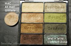 MAC VS Wet n Wild #Dupes #Makeup