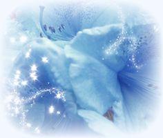 "Soft blue photographic art print, blue flower, glitter art,wall art,nursery decor,boys room decor,newborn baby gift,8x10"",digital art"