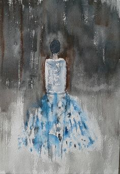 Watercolor by sucheta