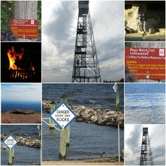 """Photo Challenge: Danger Signs """"One thorn of experience is worth a whole wilderness of warning."""" James Russell Lowell  #photography #dangersigns #inspiration"""