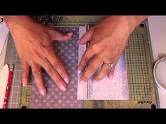 Scrapbooking Prima How-To Make a Super Cute & Fast Journal.m4v  TUTORIAL