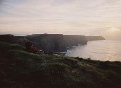exploring the irish coast