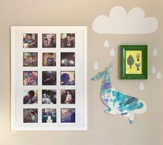 12 Creative Ways to Display Your Instagram Photos - instagallery