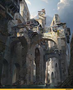 красивые картинки,Fantasy,Fantasy art,art,арт,Rytis Sabaliauskas
