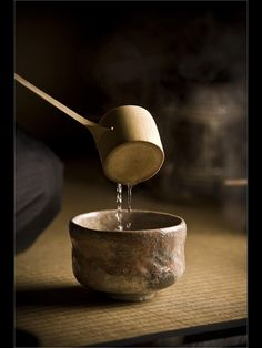 TEA Ceremony(茶道) is traditional Japanese culture