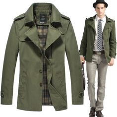 #SingleBreastedTrenchCoat: Enhancing the outlook to your best effect. This will be done with the assistance of this website.