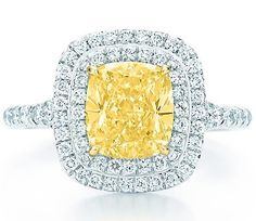 He would love to get me this(; Dream engagement ring!..