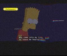 Heartbreak Wallpaper, Sad Wallpaper, Wallpaper Quotes, Xxxtentacion Quotes, Sad Love Quotes, Mood Quotes, Simpsons Quotes, Cartoon Quotes, Quotes Deep Feelings