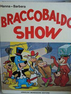 Braccobaldo Show Hanna Barbera