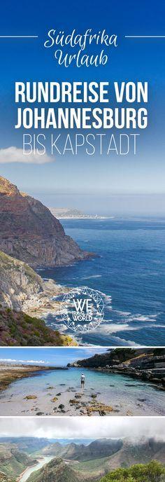 Südafrika Reisetipps – Wir geben dir Inspiration für deinen Südafrika Urlaub. Du findest hier unsere Südafrika Tipps, Südafrika Highlights und die Südafrika Route für eine 3-wöchige Südafrika Rundreise. Von Johannesburg bis Kapstadt. #südafrika #roadtrip #reisetipps #reiseinspiration Bild: Shutterstock – https://shutr.bz/2BkS5EW