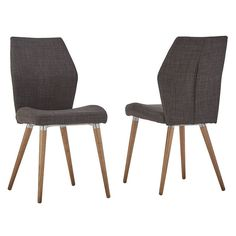baxton studio brown wood dining chair with hemp seat bentley front lounge pinterest dining chairs studio and furniture outlet
