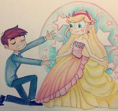 Happy new year 2018 Starco Comic, Star Wars, Star Butterfly, Star Vs The Forces Of Evil, Kids Shows, Force Of Evil, Anime, Wallpaper, Cartoons