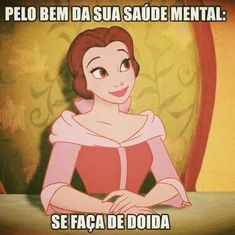 Kkk 💙👗👜👡👠👒👕😅 marque as amigas kkk . Inspirational Quotes For Women, Children Images, Disney Memes, Princesas Disney, Good Vibes Only, Funny Images, Disney Characters, Fictional Characters, Aurora Sleeping Beauty