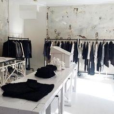 lovely image of the new CASEY CASEY shop by Soutousya