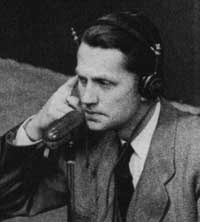 Schellenberg, Walter Friedrich, born in Saarbrùcken, but moved with his family to Luxembourg when the French occupation of the Saar Basin after the First World War triggered an economic crisis in the Weimar Republic. Walter Schellenberg, Cb Microphone, Nuremberg Trials, Major General, First World, Ww2, Che Guevara, History, Radios
