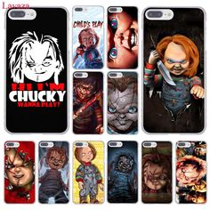 Lavaza Charles Lee Ray  Chucky Doll Hard Coque Shell Phone Case for Apple iPhone 8 7 6 6S Plus X 10 5 5S SE 5C 4 4S Cover