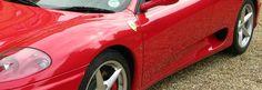 Ferrari huren bij Discounter Autoverhuur