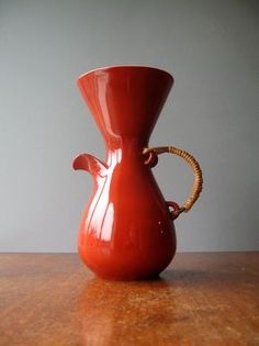 Vintage Pour Over Coffee