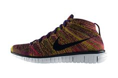 26e5d55ef176 Introducing a new colorway to the popular Nike Free Flyknit Chukka