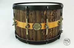 This shell is handcrafted with integrity from the finest hand selected hardwoods. All HHG drums are built by a drummer for drummers. Our goal is to provide our Deep And Wide, Tung Oil, Snare Drum, Sounds Good, Douglas Fir, Drummers, Percussion, Wood Species, Musicals
