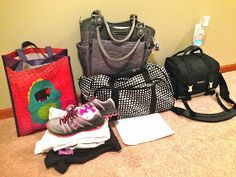 My Little KGB: What's In My Bag: Labor & Delivery Edition