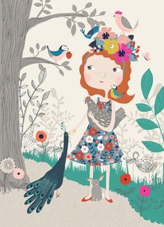 rebecca jones illustration - Google Search