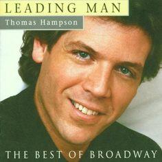 Leading Man - Thomas Hampson Sings the Best of Broadway Music CD /1996 Angel Rec