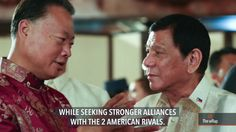 Filipinos trust U.S., distrust China and Russia – survey - WATCH VIDEO HERE -> http://dutertenewstoday.com/filipinos-trust-u-s-distrust-china-and-russia-survey/   Unlike President Rodrigo Duterte, a big majority of Filipinos trust the US while they distrust China and Russia, said a Pulse Asia survey released on Thursday, January 12. More of today's top stories on #TheWrap:  News video credit to Rappler's YouTube channel
