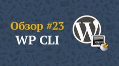 Ссылка на видео: http://www.youtube.com/watch?v=zbEGjg77zCM  Умение работать в терминале еще не раз выручит вас, поэтому обязательно изучайте его. Дополнительным поводом для изучения может и должен послужить набор утилит-хелперов WP CLI для Wordpress.  Ссылка на пост: http://uwebdesign.ru/wp-cli/  #web #design #wordpress #css