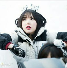 Photo album containing 9 pictures of Eunha Extended Play, K Pop, South Korean Girls, Korean Girl Groups, Ooon Halo, Jung Eun Bi, 2018 Winter Olympics, Latest Music Videos, Entertainment