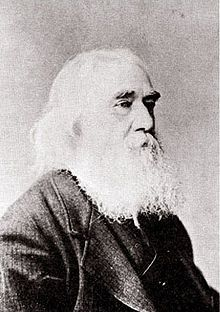 """libertarian author Lysander Spooner (1808-1887) """"A man is no less a slave because he is allowed to choose a new master once in a term of years."""""""
