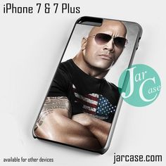 The Rock Phone case for iPhone 7 and 7 Plus