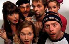Spaced, (Channel 4) - 25 British TV Shows You Should Watch | Complex UK