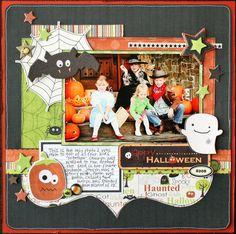 Happy Halloween - Scrapbook.com