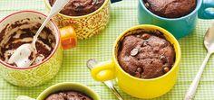 Gâteau moelleux au chocolat dans une tasse Recettes | Ricardo