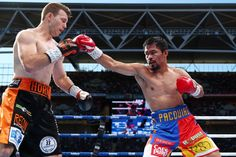 Manny Pacquiao Robbed As Jeff Horn Takes WBO Welterweight Title