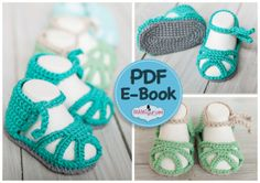 Häkelanleitung / e-book Baby Sandalen Babyschuhe You are in the right place about babysocken stricke Baby Girl Sandals, Crochet Baby Sandals, Baby Girl Crochet, Newborn Crochet, Crochet Shoes, Crochet Baby Booties, Crochet Slippers, Baby Chucks, Häkelanleitung Baby