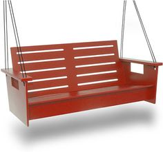Loll porch swing available to order at LAKEHOUSE HOME STORE, KELOWNA BC Canada