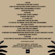 Mixtape: CyHi The Prynce – Black Hystori Project |