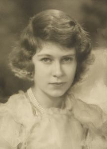 *PRINCESS ELIZABETH ( To be Queen Elizabeth II) ~ February 16, 1939: When King George V celebrated his Silver Jubilee in 1935, he gave each of his granddaughters a pearl necklace.